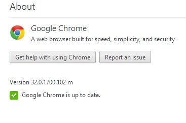 chrome-up-to-date