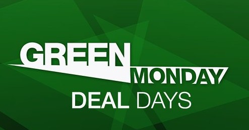 Amazon Green Monday