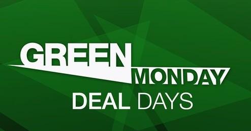 Amazon Green Monday