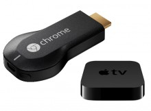 Chromecast beating Apple