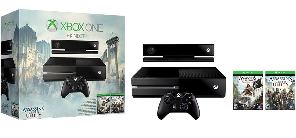 Xbox One unity