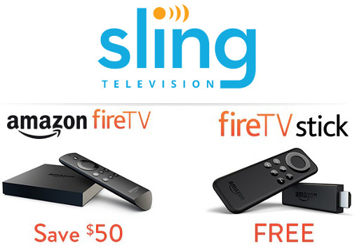 SlingTV Amazon